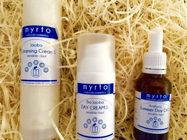 small skin care company, TalkWellness, Anja Eva Keller