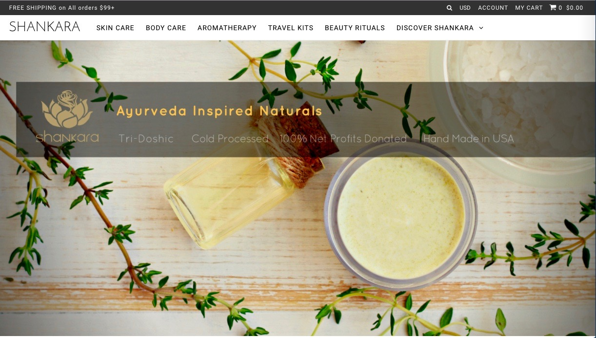 Shankara Ayurveda inspired Skin Care Products TalkWellness Anja Eva Keller