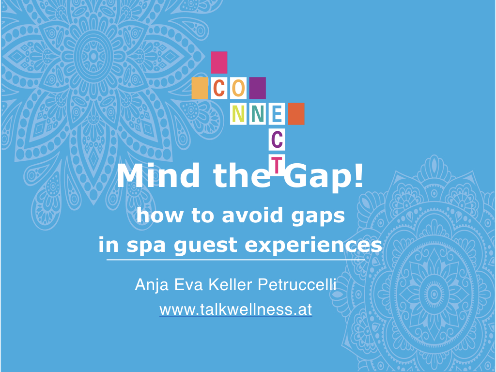 TalkWellness Anja Eva Keller Petruccelli attending ISPA Conference &Expo for the first time